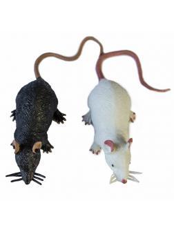 Животные-тянучки Антистресс «Мышки» из термопластичной резины, 30 см. А020Р / 2 штуки
