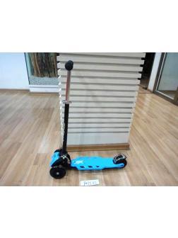 Самокат детский Т05533 / Голубой