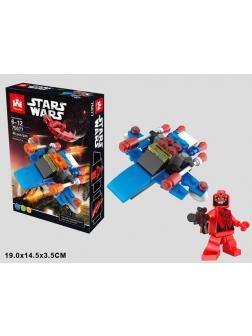 Конструктор WANBO «Космические Войны» 75077 (Star Wars) / 45 деталей