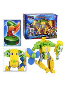 Трансформер-вентилятор Play Smart Мега робот «Король Ветра» 7539