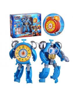 Трансформер-часы Play Smart «Повелитель Времени» 7536 Мега робот / Микс