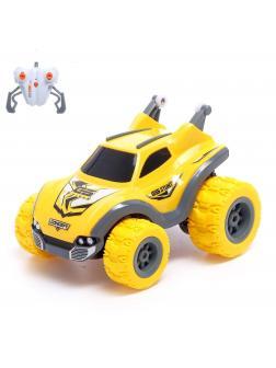 Трюковая машинка-перевертыш HB Toys «Mini Rambler» радиоуправляемая ZL28A02