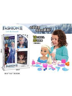 Кукла-парикмахерская Холодное сердце, 2 модели