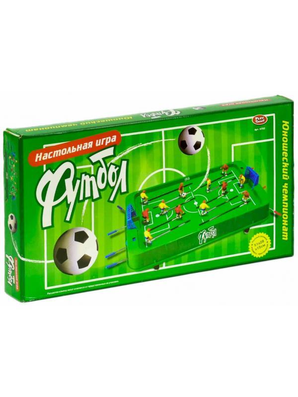 Настольная игра Play Smart «Футбол» 0702, 45 x 27,5 x 5,5 см.