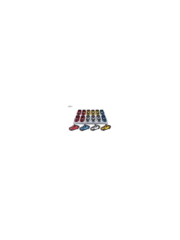 Машина металлическая Ford F150 (цена за 1шт) / Микс
