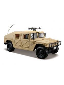 Коллекционная модель Maisto Humvee