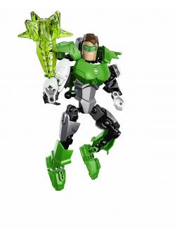 Конструктор DECOOL Super Heroes «Зеленый фонарь» 6002 (Super Heroes 4528) / 38 деталей