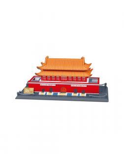 Конструктор Wange «Площадь Тяньаньмэнь (Пекин)» 5218 / 758 деталей