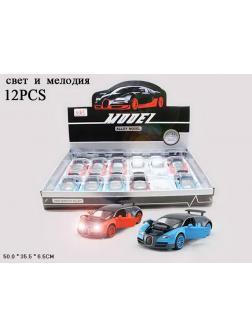 Машинка метал 12шт (1шт) 1:32 в ассортименте