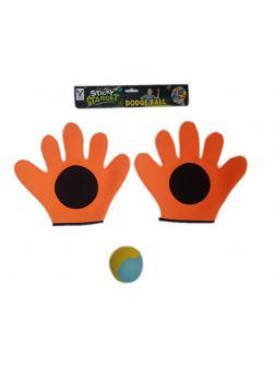 Ловушка перчатка с мячиком