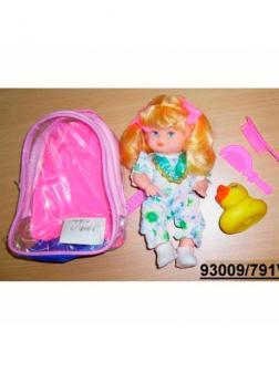 Кукла в рюкзачке с аксессуарами Д791V