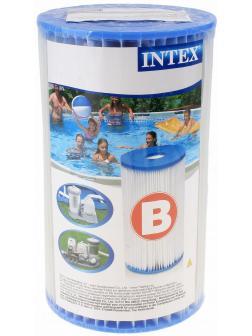 Картридж для фильтра Intex тип «В» (для 28634, 14,7 х 25,3 см.) 59905 (29005)