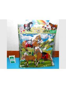 Лошадки 3шт (Цена за 3шт)