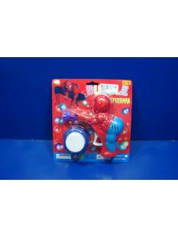 Набор для пускания мыльных пузырей «Человек-паук» 4948-77