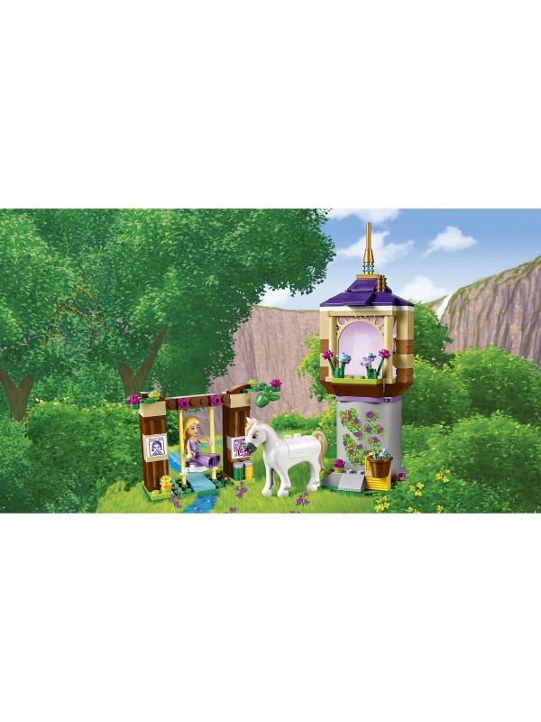 Конструктор Ll «Лучший день Рапунцель» 37000 (Disney Princess 41065) 148 деталей