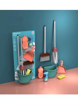 Игровой набор для уборки Cleaning Set «Чистюля 2» / YS0309294