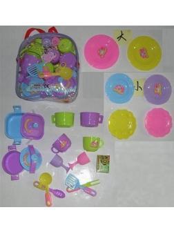 Набор игрушечной посуды &
