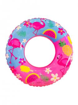 Круг надувной «Фламинго» Маленький 60х18 см. SO-19039-1
