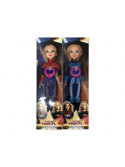 Кукла серии «Капитан Марвел» со звуком 42 см. / 2 вида