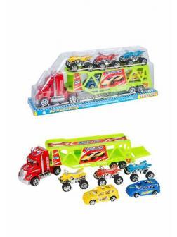 Игровой набор «Автовоз и 5 машинок»