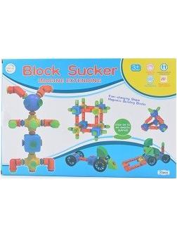 Конструктор Магнетик Блок  для малышей 32 дет. 37х27х10см