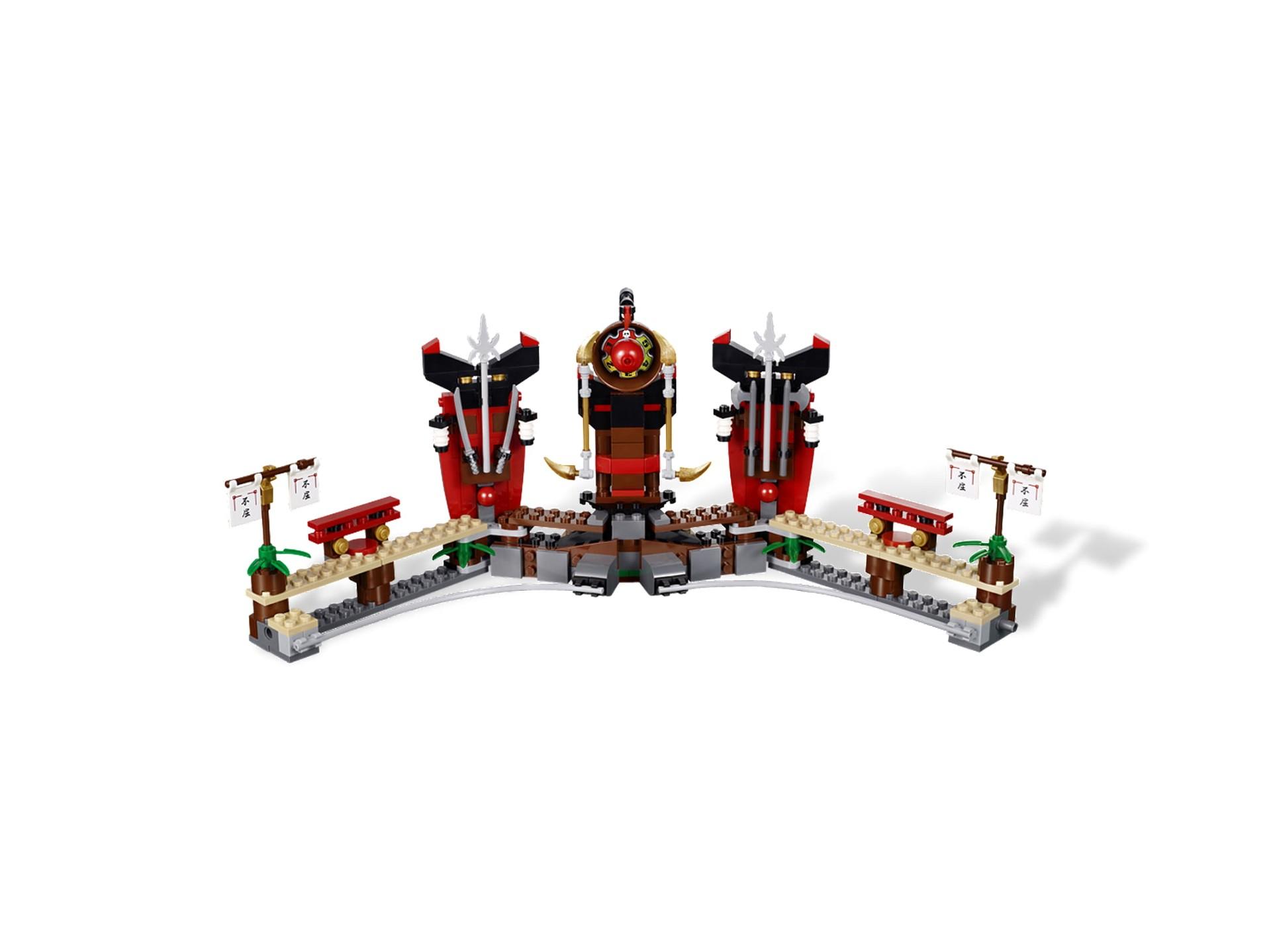 Конструктор Bl «Битва со скелетами» 9731 (НиндзяГо 2519) / 320 деталей