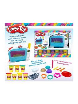 Набор для лепки Lanyi-Toy &