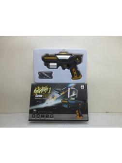 Бластер Geme Gun оружие для виртуальной игры в кор. 29х19х5.5см