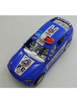 Машинка инерция Police 988 в пакете