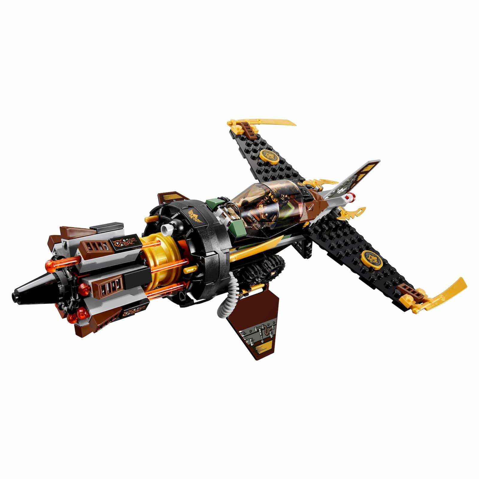 Конструктор Bl «Истребитель Коула» 10322 (НиндзяГо 70747), 234 детали