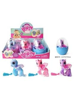 Лошадка игрушечная My Little Pony в яйце, в ассортименте