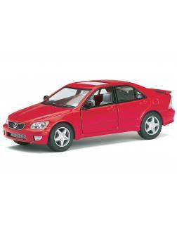 Инерционная металлическая машинка Kinsmart «Lexus IS 300» 1:36 /KT5046W в инд. кор.
