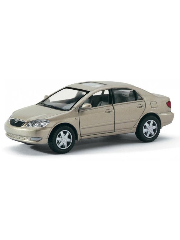 Инерционная металлическая машинка Kinsmart «Toyota Corolla» 1:36 / KT5099