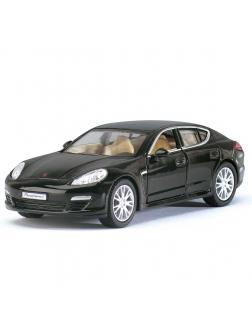 Инерционная металлическая машинка Kinsmart «Porsche Panamera S» 1:40 / KT5347W в инд. коробке