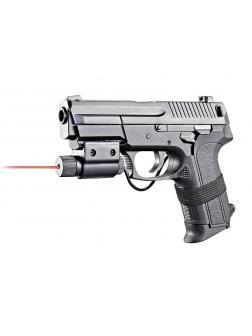 Пистолет пневматический с инфракрасным прицелом, в пакете 2018AP-BB