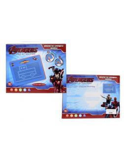 Магнитная доска для рисования «Супергерои» 714-04