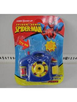 Фотоаппарат игрушечный «Супергерой» 1689D