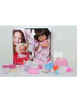 Интерактивная кукла «Baby Toby» 43 см с аксессуарами 30700E9 / 10 предметов