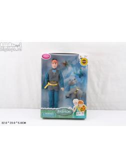Кукла Кристофф с осликом 362A, высота 30 см. / Fashion