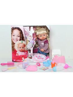 Интерактивная кукла «Baby Toby» 38 см с аксессуарами / 30700F25