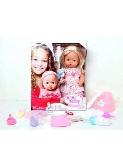 Интерактивная кукла «Baby Toby» 38 см с аксессуарами / T3875