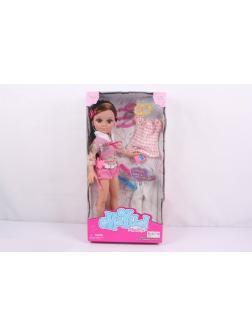 Кукла «Maylla» с mp3 плеером и со сменной одеждой 88102 / Fashion girl