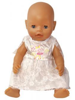 Платье для кукол Warm Baby 42 см / DBJ-443