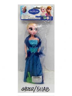 Кукла в пакете холодное сердце 511AB / Fashion