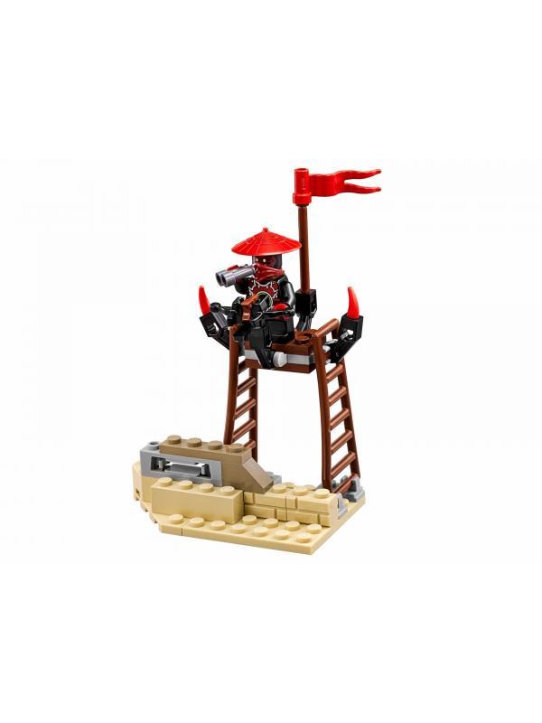 Конструктор Bl «Горный внедорожник» 10524 (НиндзяГо 70589) /428 деталей