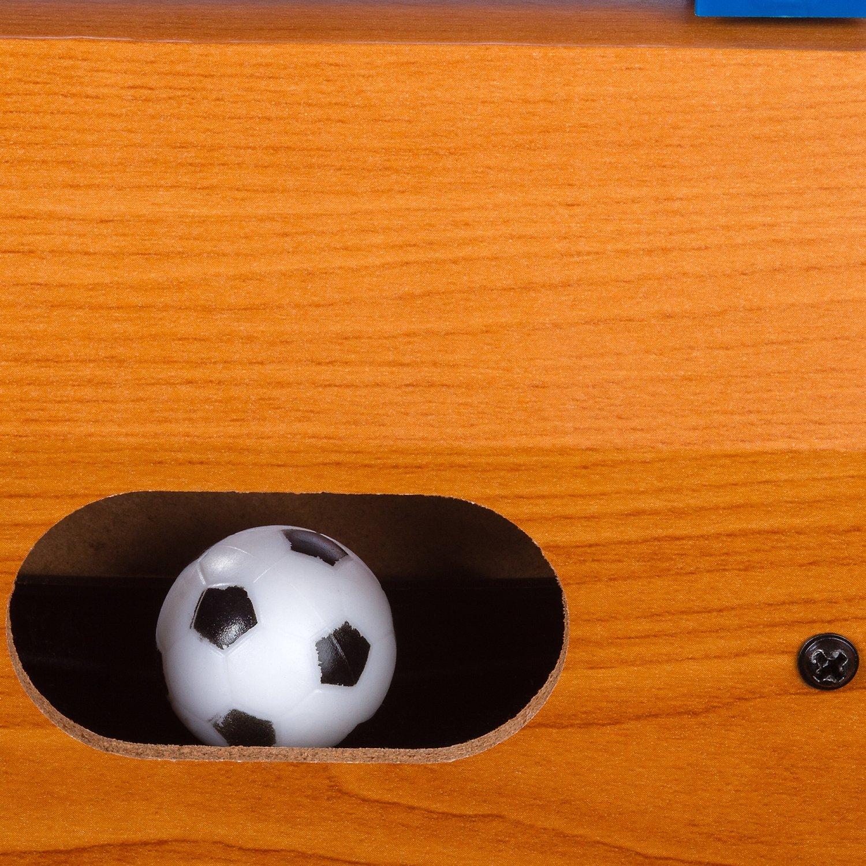 Детский настольный футбол-мини 36.5 х 21.5 х 9 см. / XJ6026
