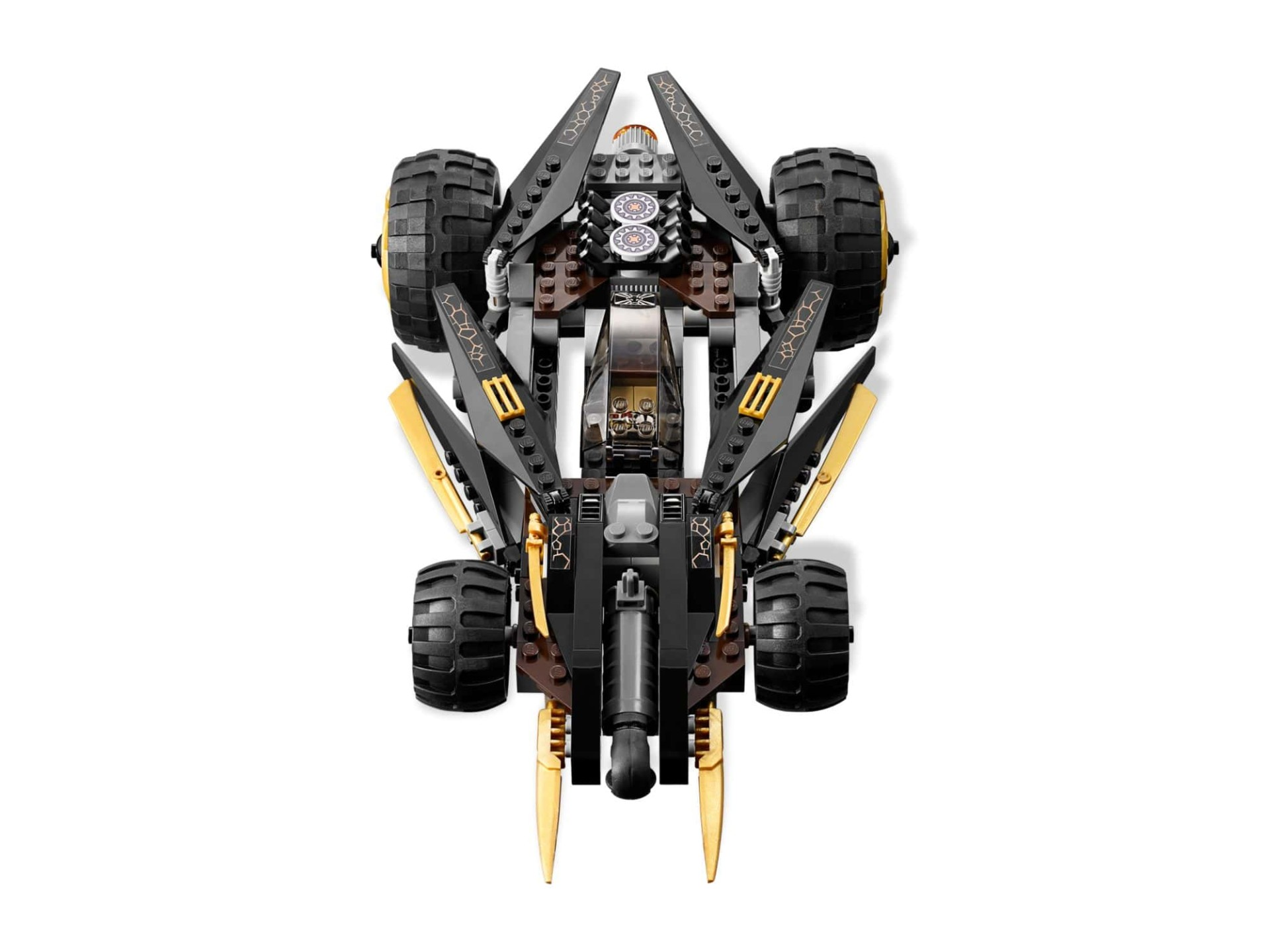 Конструктор «Атака Коула» 9759 (9444), 285 деталей