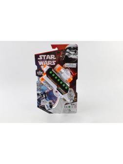 Космический бластер «Star Wars» со звуком и светом / 108-12