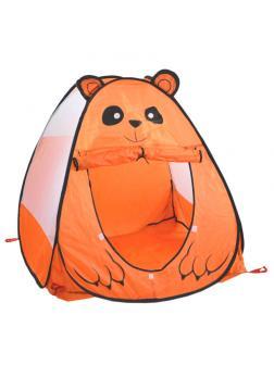 Детская игровая палатка Essa Toys «Мишка» 81х96х81 см / 8084
