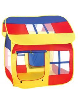 Игровая палатка Shantou «Большой Домик» 8078